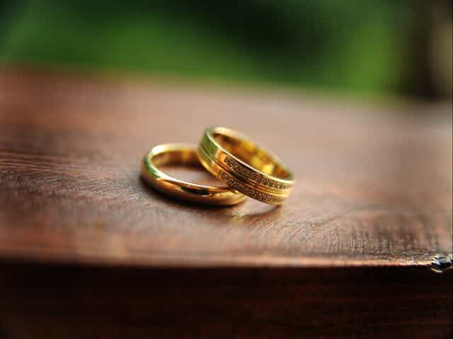 Wedding Bands Getting Divorced